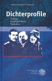 Gerigk: Dichterprofile. Tolstoj, Gottfried Benn, Nabokov