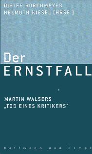 """Horst-Jürgen Gerigk Von der Anstößigkeit eines Walser-Traums. Notizen zum """"Tod eines Kritikers"""""""