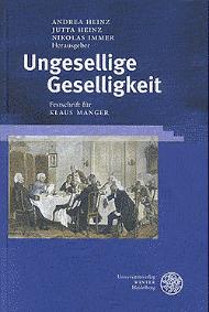 Horst-Jürgen Gerigk Die Einsamkeit des Leistungsethikers. Eine Obsession der europäisch-amerikanischen Literatur des 19. und 20. Jahrhunderts